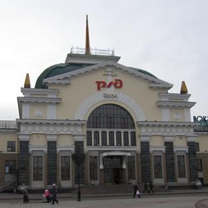 Железнодорожные вокзалы Дивеево