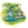 Гостевой дом Визит в Дивеево - иконка «сад» в Дивеево